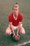Bobby Charlton Manchester United Legend Prints