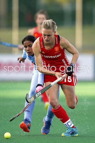 Alex Danson England FIH Hockey World League 2017