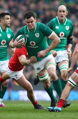 James Ryan Ireland v Wales Six Nations Dublin 2018