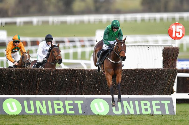 Ruby Walsh & Footpad Arkle Novices Chase Cheltenham 2018