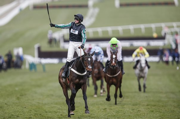 Nico de Boinville Altior Queen Mother Champion Chase Cheltenham 2018