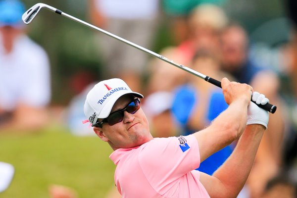 Zach Johnson Players Sawgrass 2012