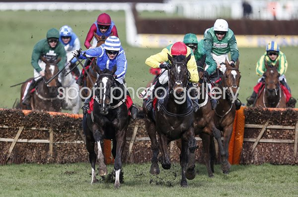 Paul Townend Penhill Stayers Hurdle Cheltenham 2018