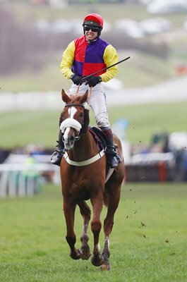 Richard Johnson & Native River win Cheltenham Gold Cup 2018