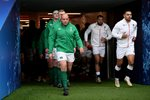 Rory Best Ireland v England 6 Nations Twickenham 2018 Prints