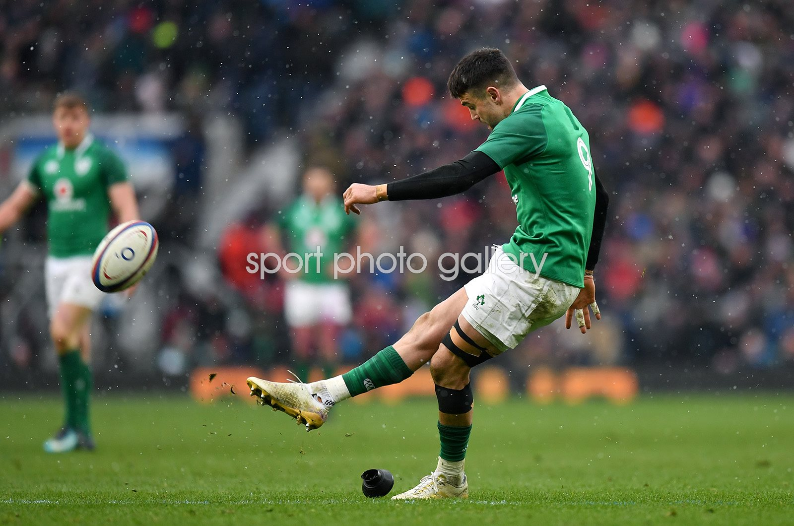 Conor Murray Ireland v England Six Nations Twickenham 2018