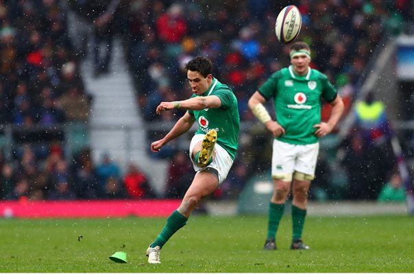 Joey Carbery Ireland v England 6 Nations Twickenham 2018