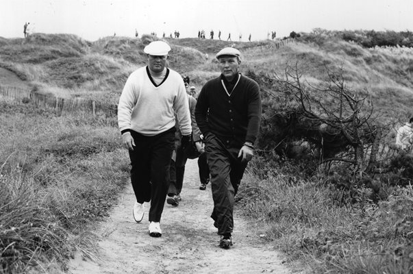 Jack Nicklaus, Arnold Palmer Open Championship 1965