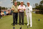 Jack Nicklaus, Arnold Palmer & Gary Player Insperity Championship 2012 Prints