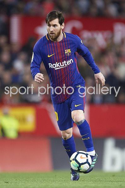 c7d431138 La Liga 2018 Print | Football Posters | Lionel Messi