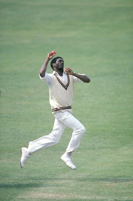 Michael Holding West Indies v Middlesex Lord's 1980