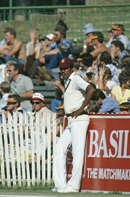 Colin Croft West Indies West Indies Rebel South Africa tour 1983