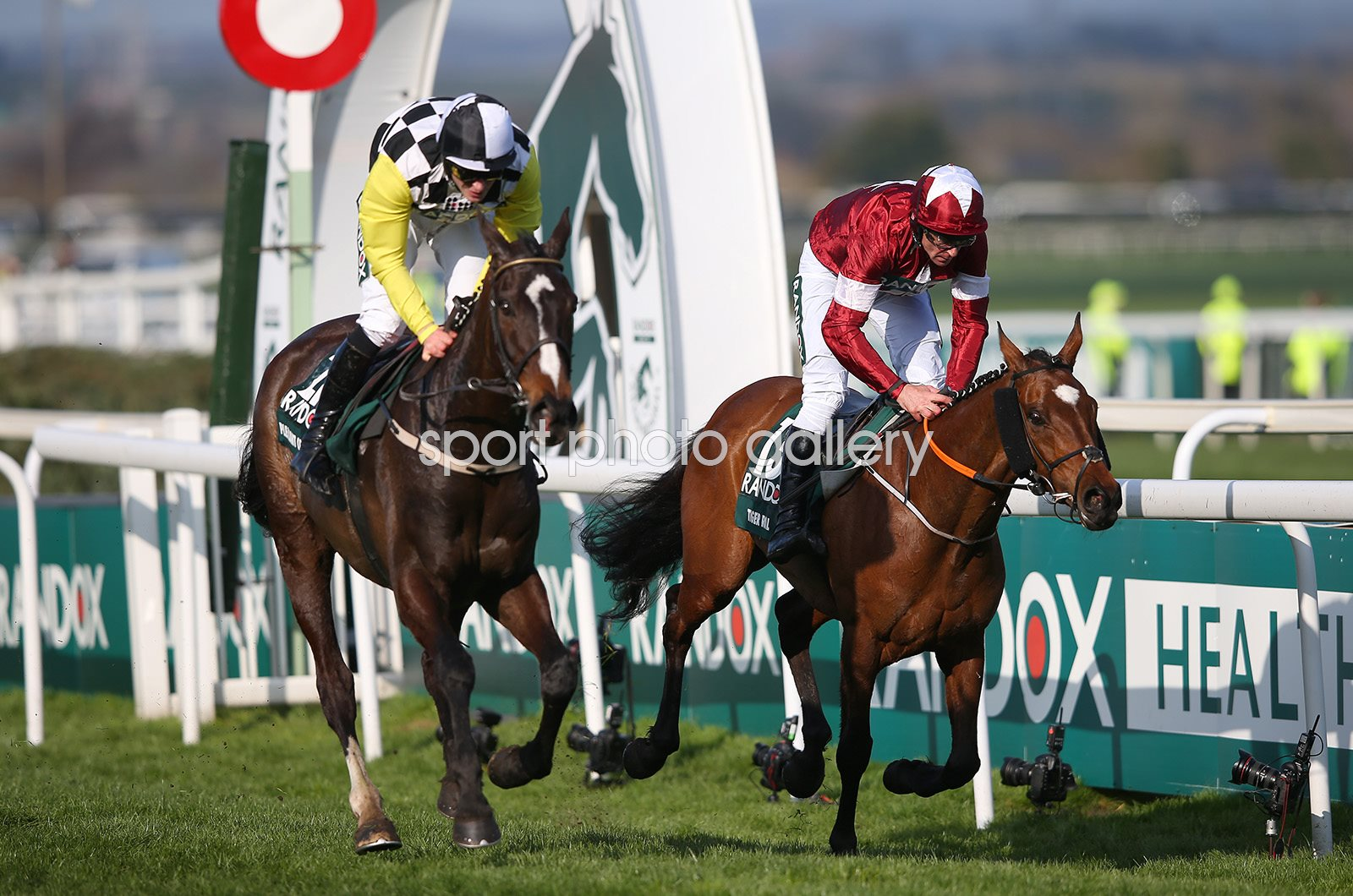 Davy Russell & Tiger Roll win Grand National Aintree 2018