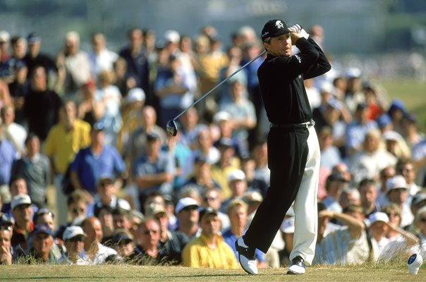 Gary Player South Africa British Open St Andrews 2000