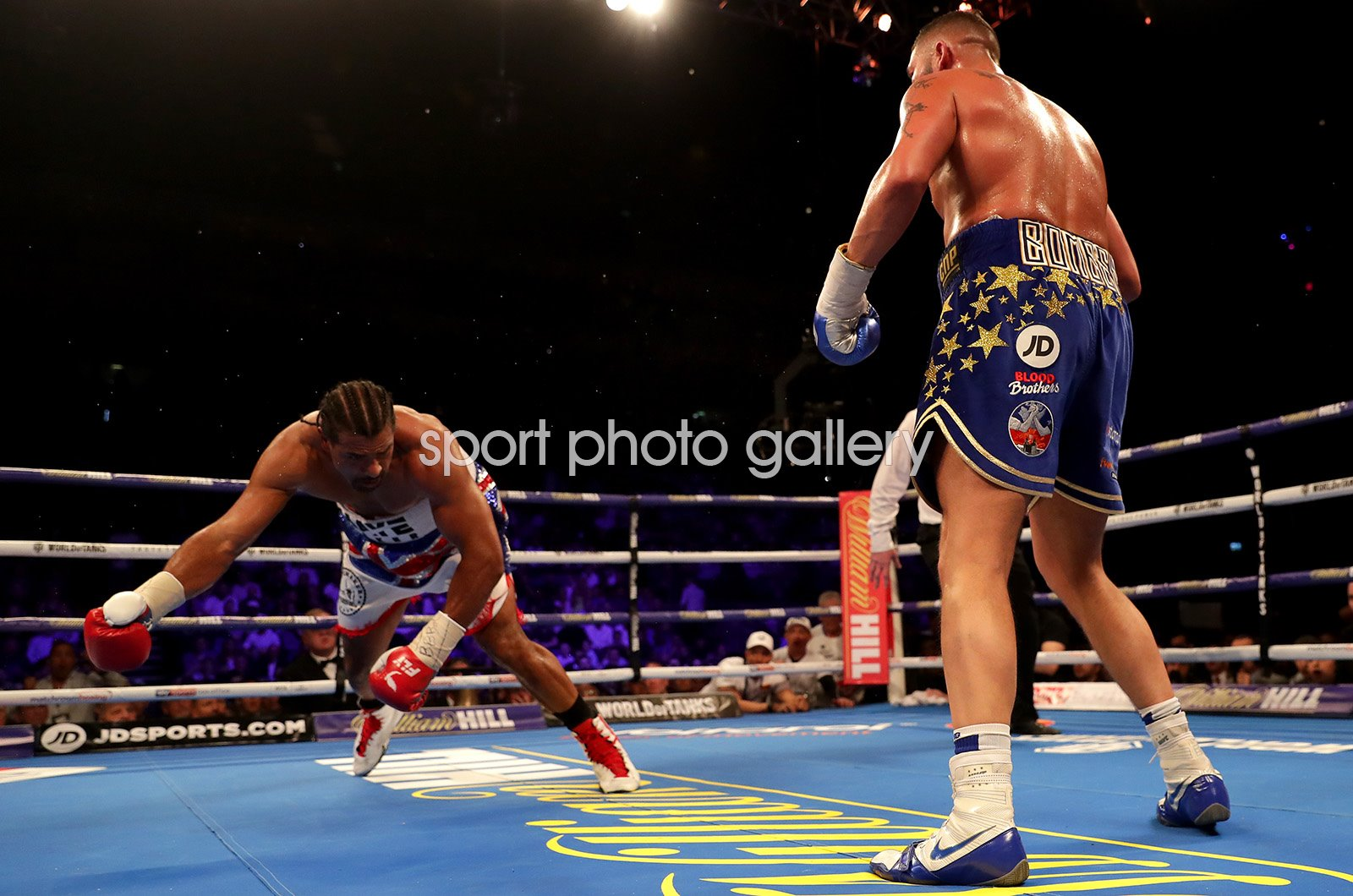 David Haye v Tony Bellew O2 London Rematch 2018
