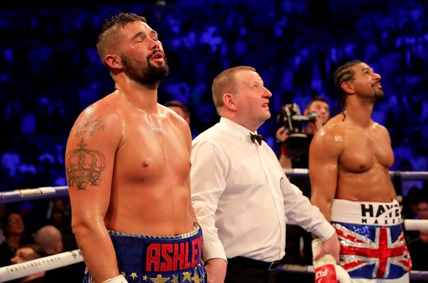 Tony Bellew beats David Haye London 2018