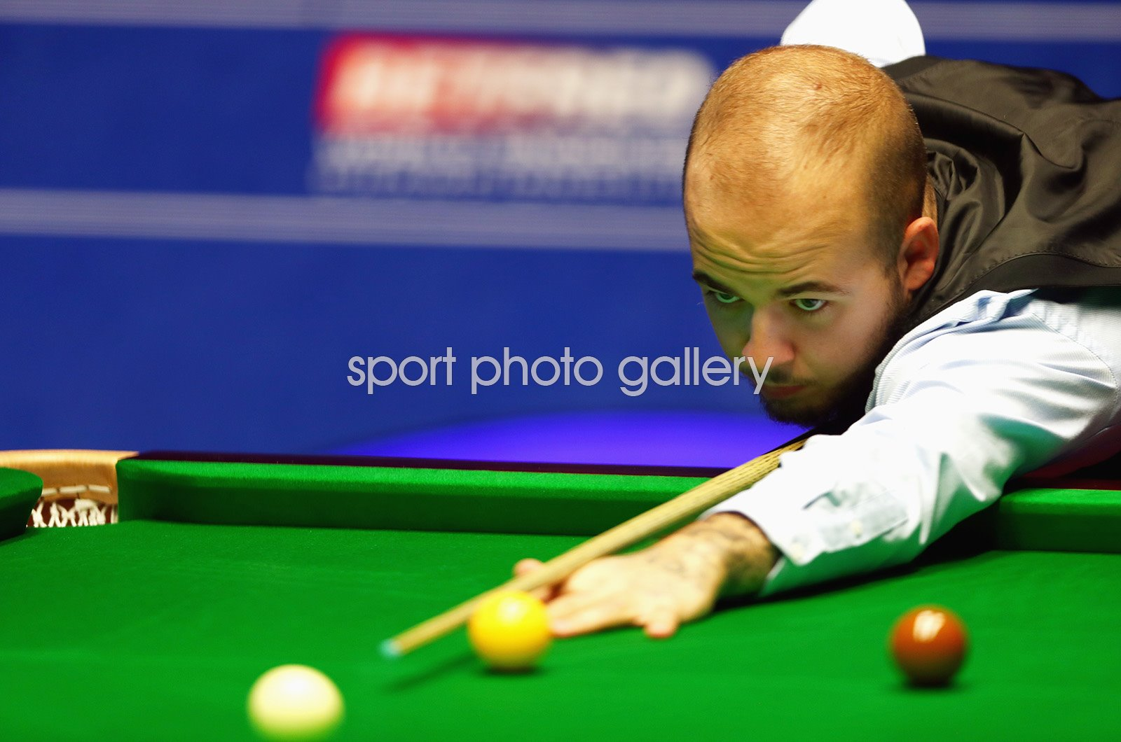 Luca Brecel World Snooker Championship Crucible 2018