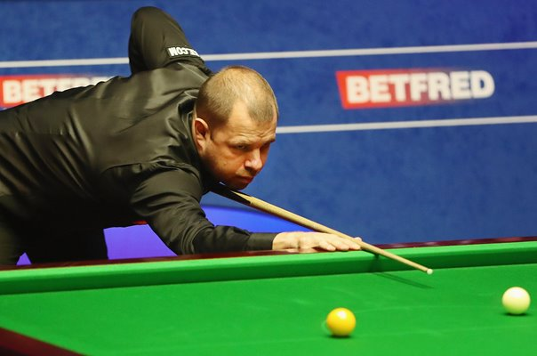Barry Hawkins World Snooker Championship Crucible 2018