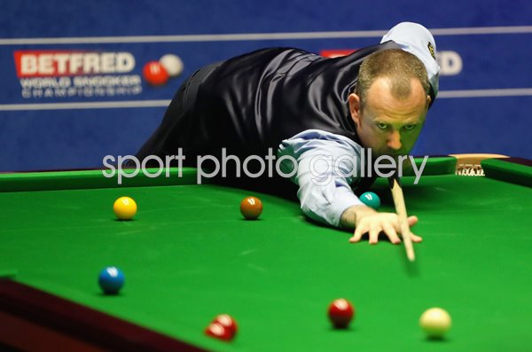 Mark Williams World Snooker Championship Crucible 2018