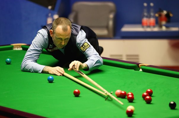 Mark Williams World Snooker Champion Crucible 2018