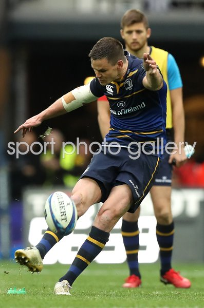 Johnny Sexton Leinster v Racing 92 European Rugby Final 2018