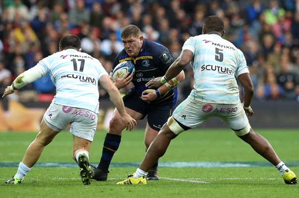 Tadhg Furlong Leinster European Rugby Champions Cup Final 2018