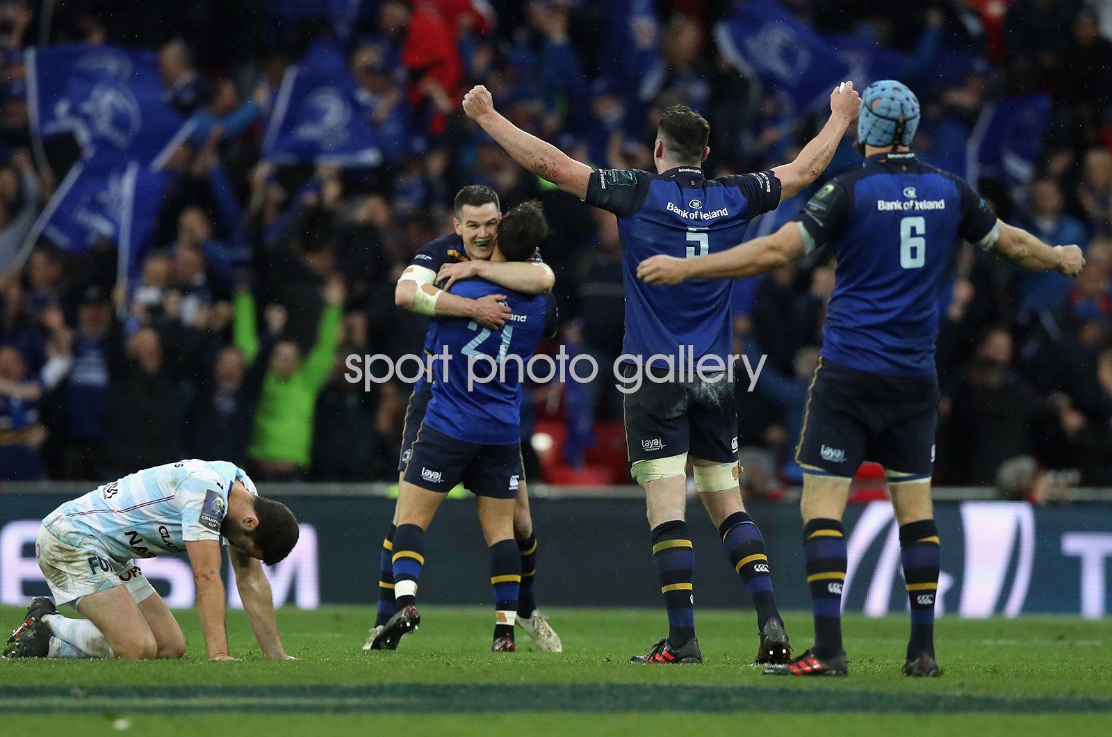 Leinster European Rugby Champions Cup Winning Moment 2018