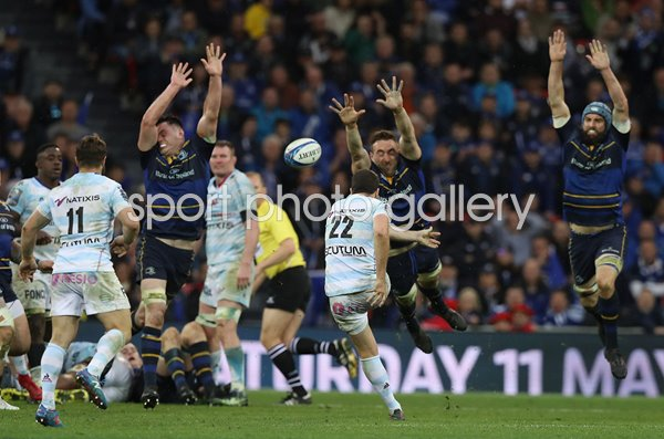 Remi Tales Racing 92 Drop Goal v Leinster European Cup Final 2018