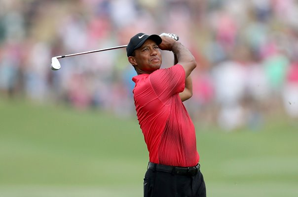 Tiger Woods Players Championship Final Round 2018