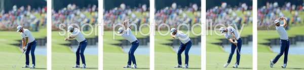 Dustin Johnson 2018 Swing Sequence