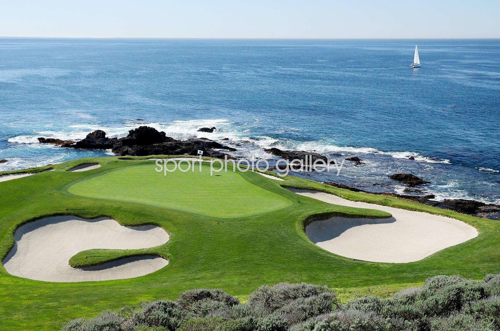 Golf Courses Usa Photo Posters