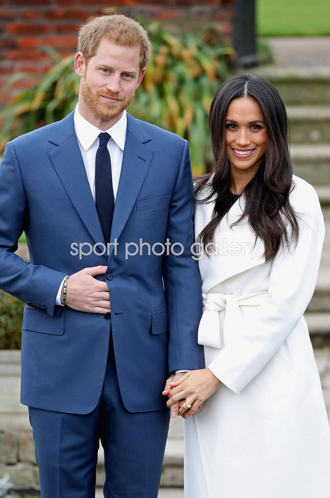 Prince Harry Engagement to Meghan Markle London 2017