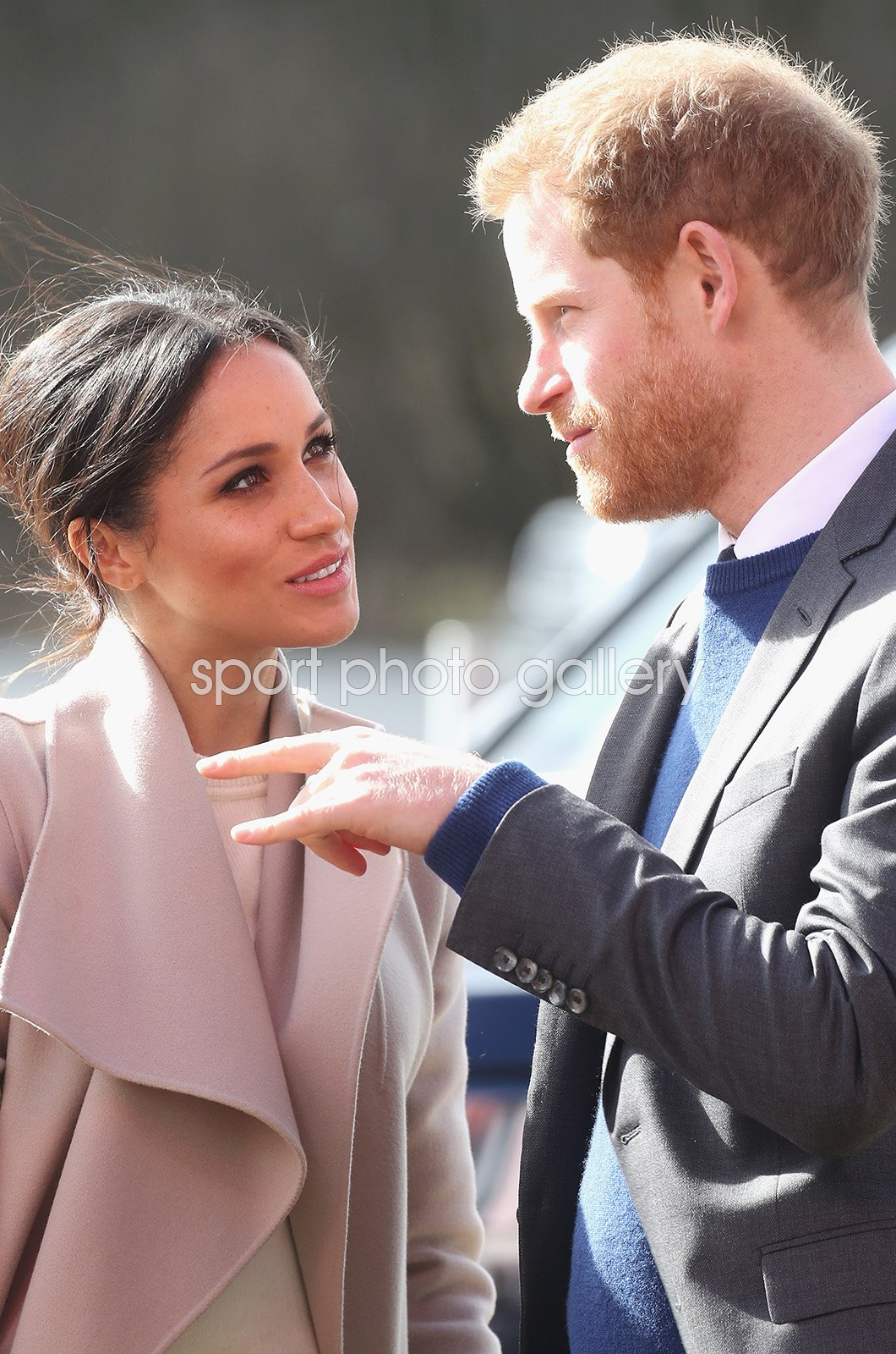 Prince Harry & Meghan Markle Northern Ireland 2018