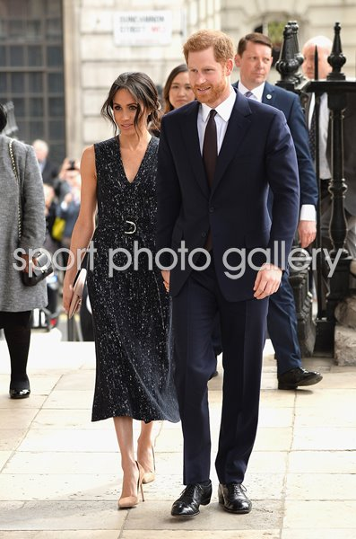 Prince Harry and Meghan Markle London 2018