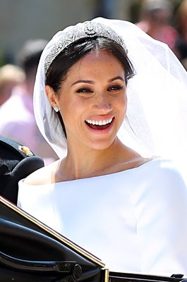 Meghan Markle Wedding Procession Windsor 2018