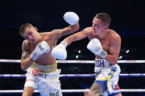 Josh Warrington v Lee Selby Boxing Elland Road 2018