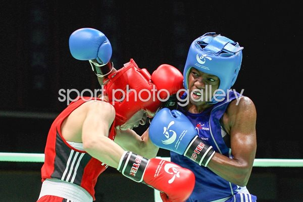 Nicola Adams Women's Worlds China 2012