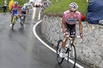 Alberto Contador Pink Jersey Race Leader Stage 15 Giro 2011 Prints
