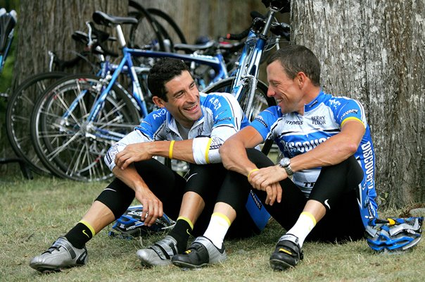Cycling 2005 - Tour de France - Rest Day