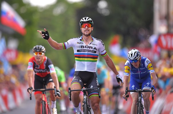 Peter Sagan wins Stage 3 Tour de France 2017