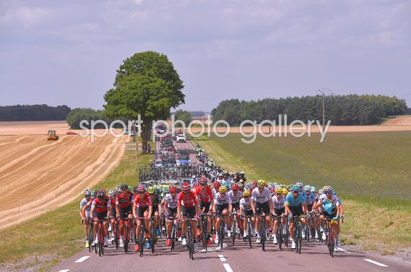 Stage 7 Troyes to Nuits Saint Georges Tour de France 2017