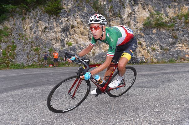 Fabio Aru Italy Stage 9 Tour de France 2017