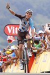 Romain Bardet France wins Stage 12 Tour de France 2017 Prints