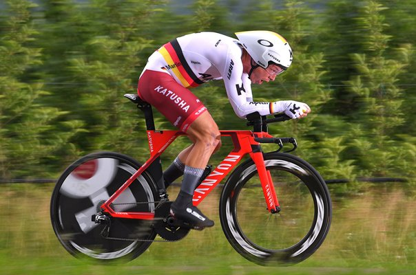 Tony Martin Germany Time Trial Tour of Italy 2018