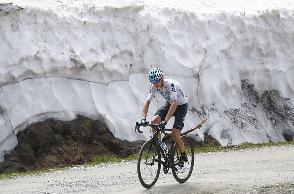 Chris Froome Colle Delle Finestre Giro Stage 19 2018