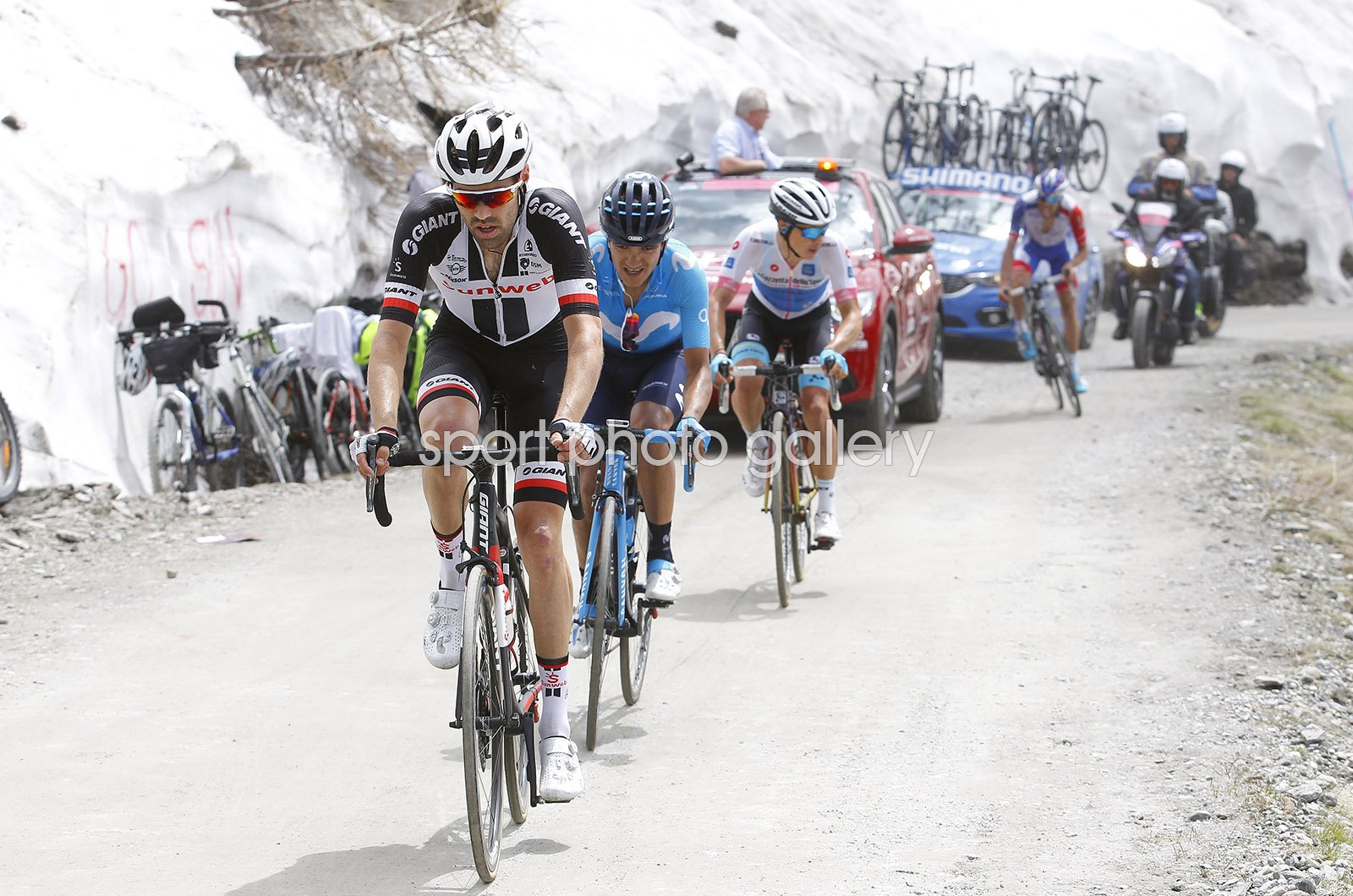 Tom Dumoulin Netherlands Stage 19 Tour of Italy 2018