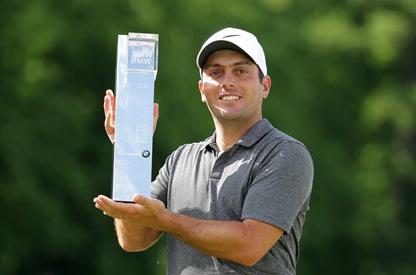 Francesco Molinari Italy BMW PGA Champion 2018