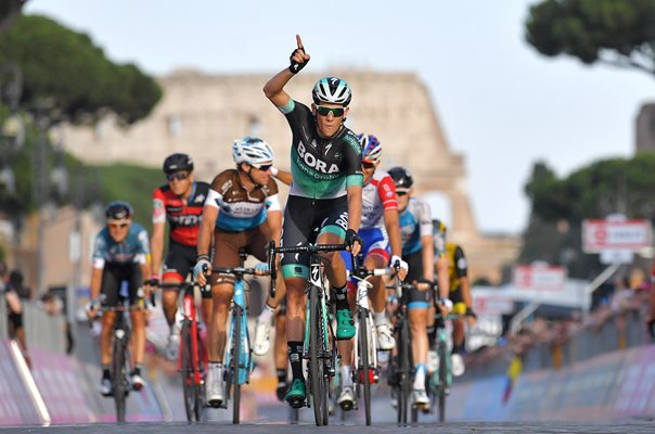 Sam Bennett Ireland wins Stage 21 Rome Tour of Italy 2018
