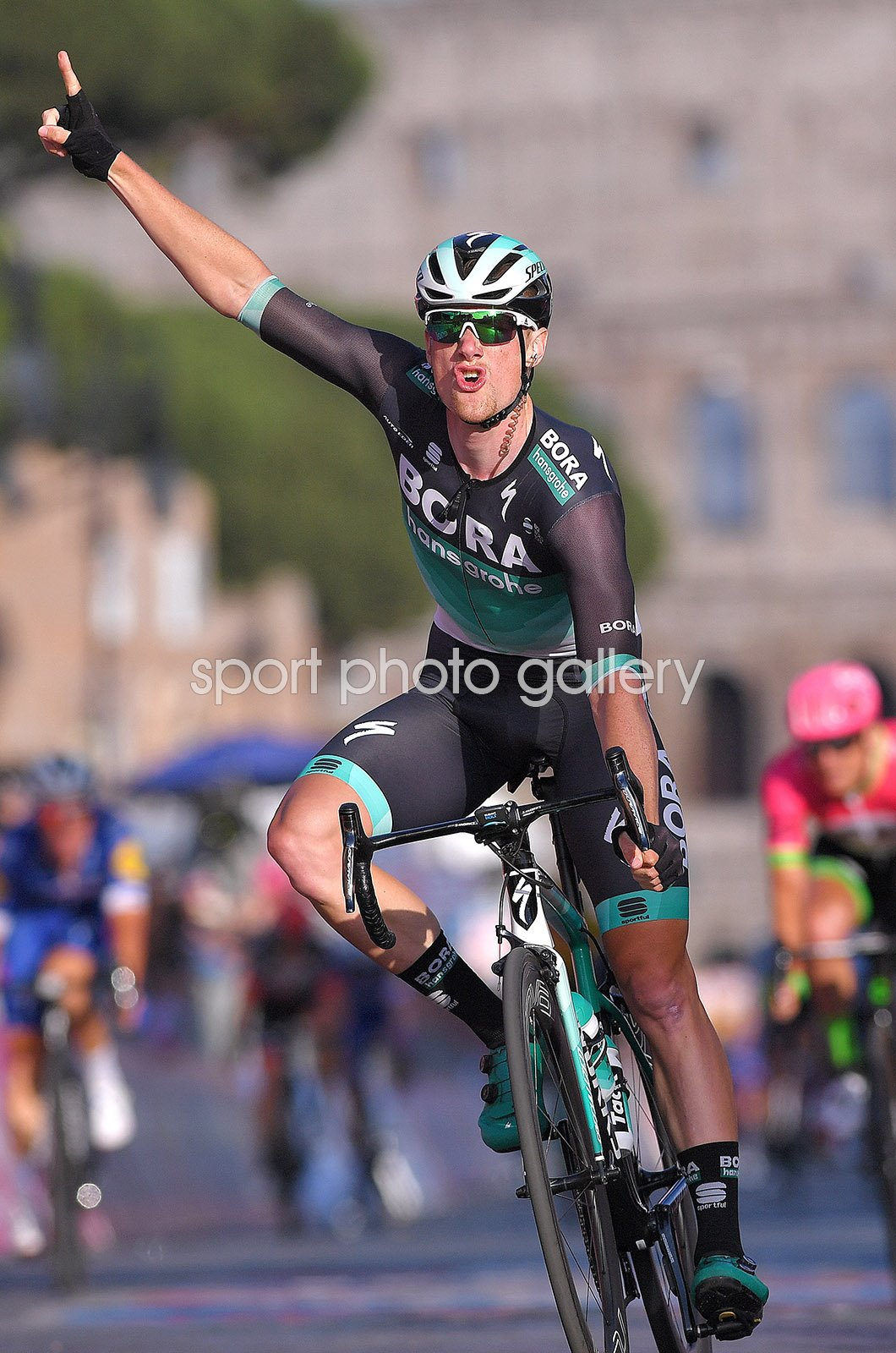 Sam Bennett Ireland wins Stage 21 Rome Giro 2018