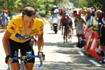 Lance Armstrong Stage 14 Tour de France 2002   Acrylic